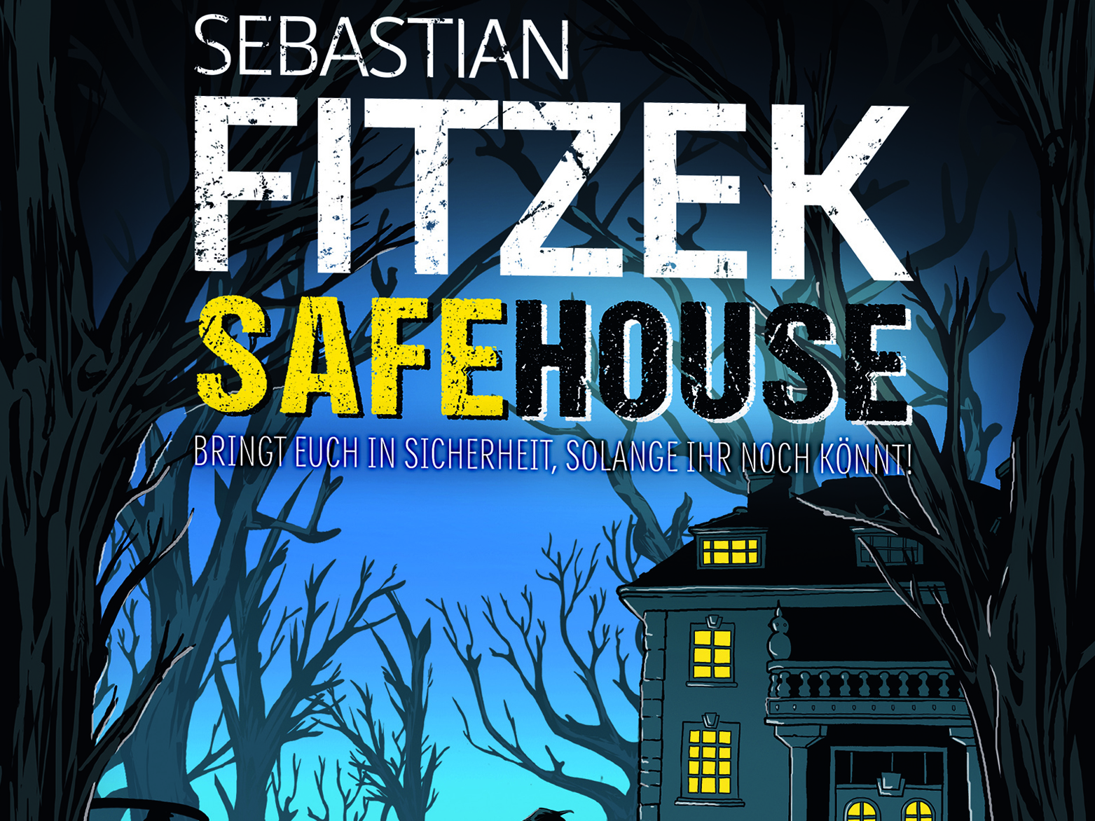 "Marco Teubner ""Sebastian Fitzeks SafeHouse"""