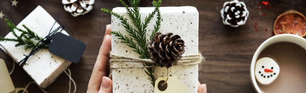 Geschenkideen zur Weihnachtszeit in Ihrer BAM!