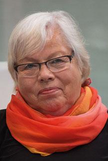 Erika Rollenske in der BAM