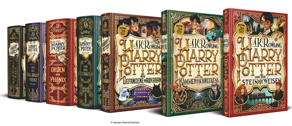 Deutschland feiert 20 Jahre Harry Potter
