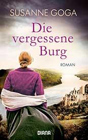"""Lesung mit  Susanne Goga """"Die vergessene Burg"""""""