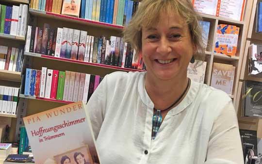 Autorenlesung mit Pia Wunder