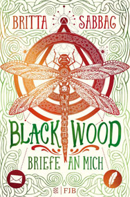 "Cover ""Blackwood"" Britta Sabbag"