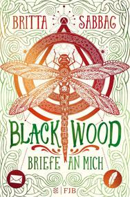 """Cover """"Blackwood"""" Britta Sabbag"""