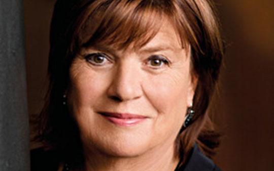 Manchmal ist es federleicht – Lesung mit Christine Westermann