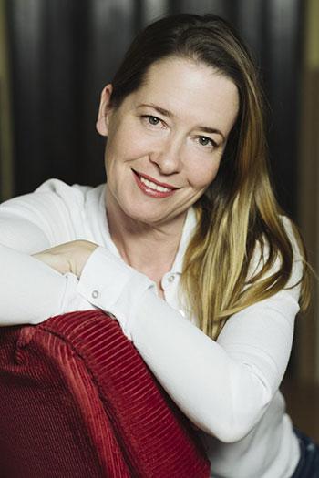 Autorin Grit Landau
